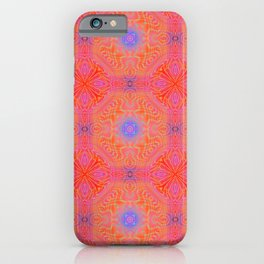 Tryptile 45 (Repeating 1) iPhone Case
