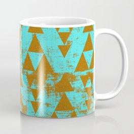 ZODIAC STACKED AQUA Coffee Mug