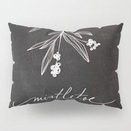 Mistletoe Pillow Sham