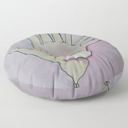Sensitive Floor Pillow