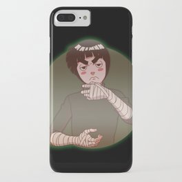 Rock Lee Drunken Fist v.1 iPhone Case