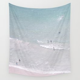 Beach dreams Wall Tapestry