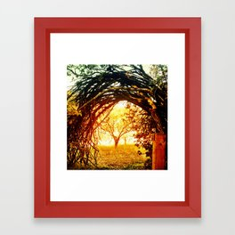 Oak Glen  Framed Art Print