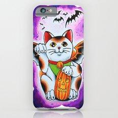 Halloween Cat iPhone 6s Slim Case