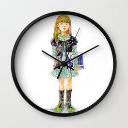 Indie Pop Girl vol.3 Wall Clock