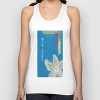starfish Tank Tops featuring Starfish  by Julie M Studios