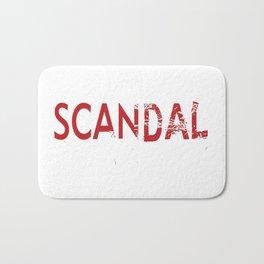 scandal Bath Mat