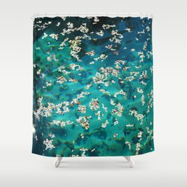 use the sea Shower Curtain