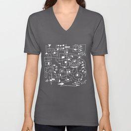 Circuit II Unisex V-Neck