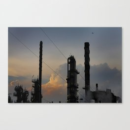 IS Canvas Print