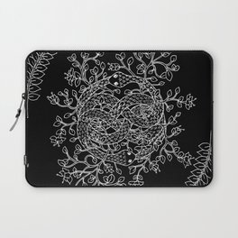 Neverending Story Inspired Auryn at Midnight Laptop Sleeve