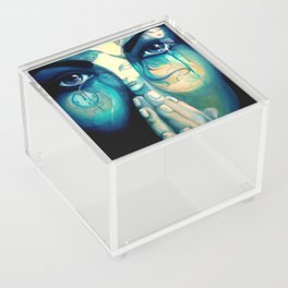 The dreams in which I'm dyin Acrylic Box