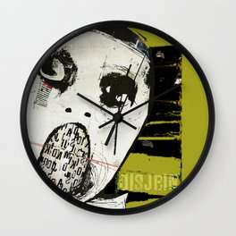 « le marginal » Wall Clock