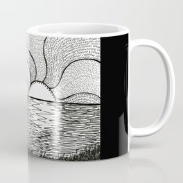 At the end of the day Coffee Mug