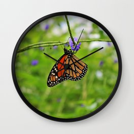 Trail of Consolation Wall Clock