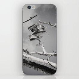 Watcher iPhone Skin