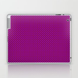 Red & Purple X Laptop & iPad Skin