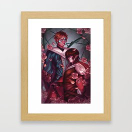 Klancelot Framed Art Print