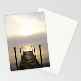 Into the Light: Sunrise, First Full Day of Fall Stationery Cards