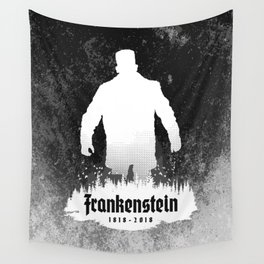 Frankenstein 1818-2018 - 200th Anniversary INV Wall Tapestry