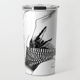 asc 472 - L'heure du repas (Feeding time) Travel Mug