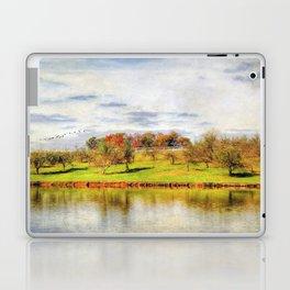 Across the Pond Laptop & iPad Skin