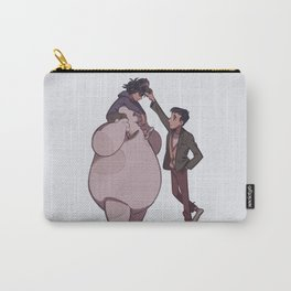 Live With Me Forever Now Carry-All Pouch