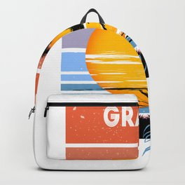 Grants New Mexico Retro Vintage Custom Funny Backpack