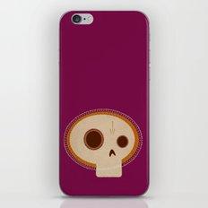 day of death / día de los muertos iPhone & iPod Skin