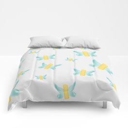 BUTTER-FLY Comforters