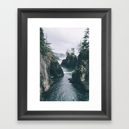 Samuel H. Boardman Framed Art Print