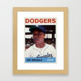 Doc Dresdale Framed Art Print