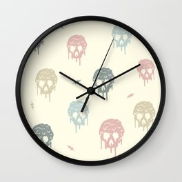 Love You To Death Wall Clock