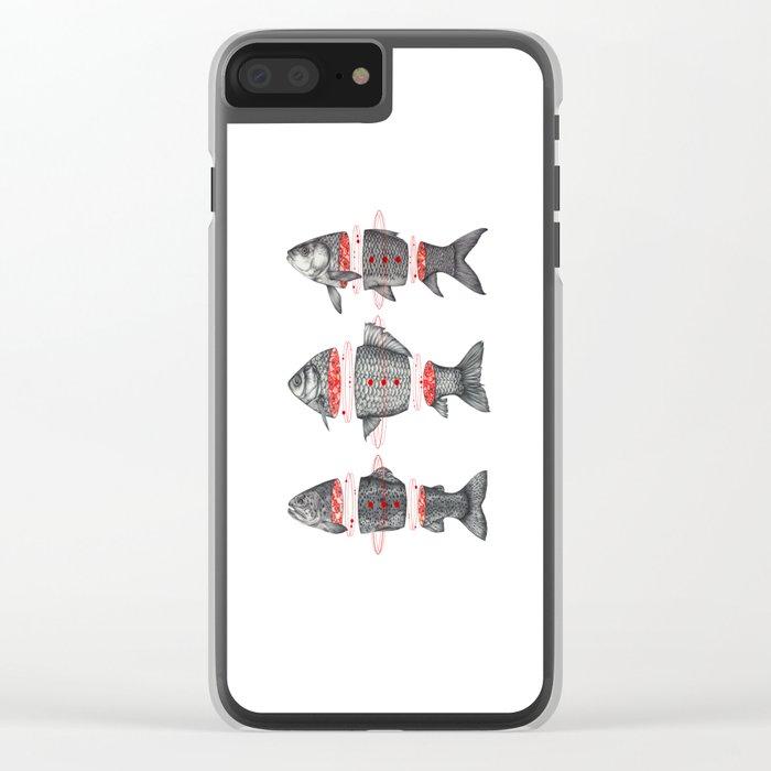 Sashimi All Clear iPhone Case