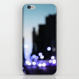 Big lights will inspire you iPhone Skin