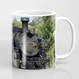 The Cumbres & Toltec Railroad - Engine No. 488 Coffee Mug