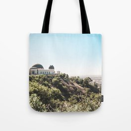 Observatory Views Tote Bag