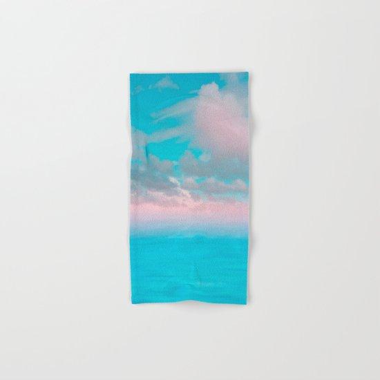 The Sea is Calm 03 Hand & Bath Towel
