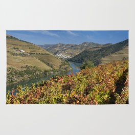 Autumn vines, Pinhao Rug