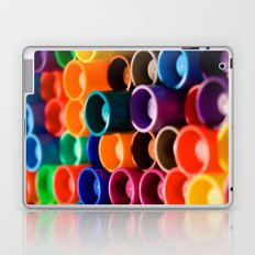 stacked markers Laptop & iPad Skin