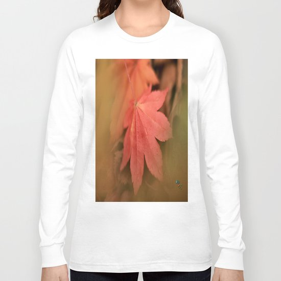 A Diffused Maple Long Sleeve T-shirt