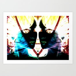 The Light Within - Madaline Art Print
