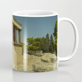 Knossos Palace Coffee Mug