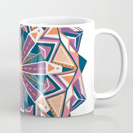 montana, mandala Coffee Mug