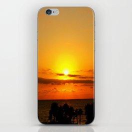 Playas de Rosarito iPhone Skin
