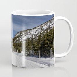 Carol Highsmith - Snow Covered Road Coffee Mug