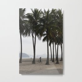 Brazilian beach Metal Print