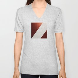 Copper Unisex V-Neck