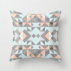 easygoing Throw Pillow