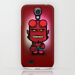 Devil Boy iPhone Case